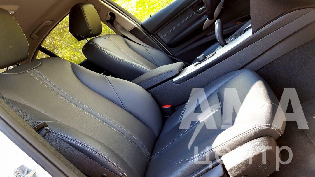 Перетяжка салона BMW 3 (F30)